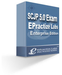 EPractize Labs SCJP 5.0 Exam Preparation Kit/Simulator Enterprise Edition