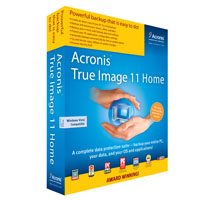 Acronis True Image Home tunny