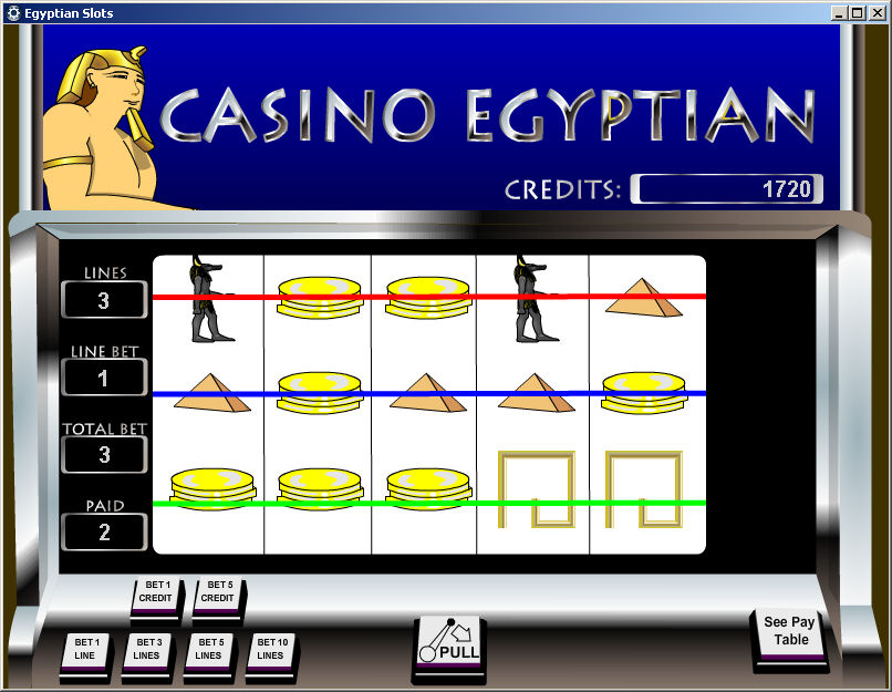 Free casino video slot games gambling gov au