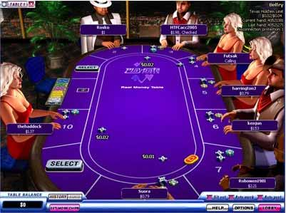 Diamond Club Poker