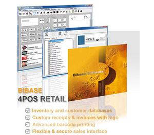 4POS POS Retail Software