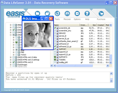 Data LifeSaver Data Recovery Software