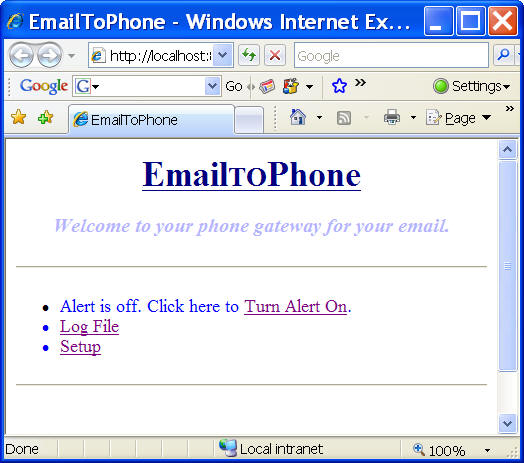 EmailToPhone