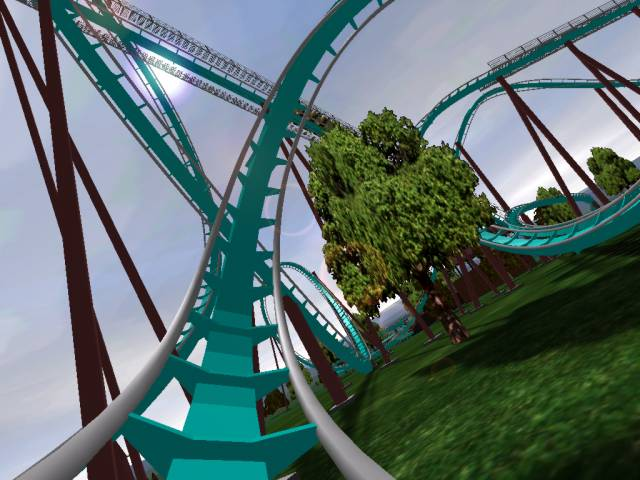 NoLimits Rollercoaster Simulation