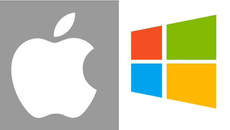 Apple looks like Microsoft ?