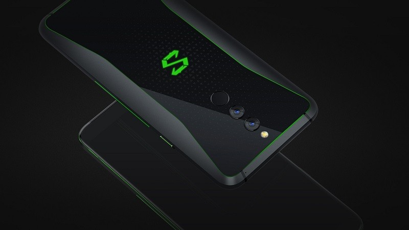 Xiaomi Black Shark Helo Gaming Phone With Up to 10GB RAM