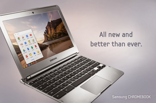 Samsung to release new Chromebook with Exynos 5420 processor