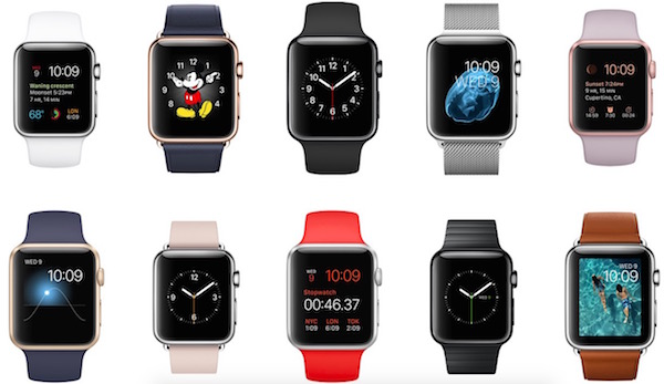 Apple Watch Gets New Colour Cases