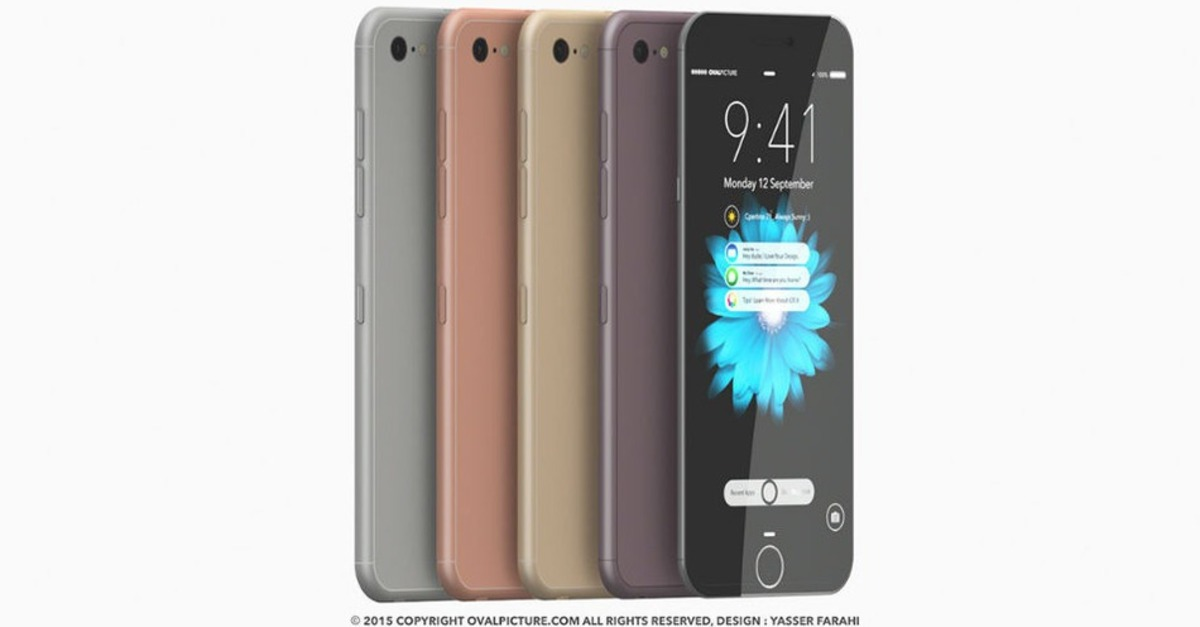 Rumors point to ultra-thin iPhone 7, 12-megapixel iPad camera