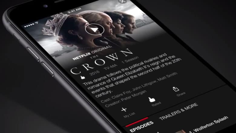 Mobile Preview on Netflix Video Trailers Go Live on iOS soon on Android