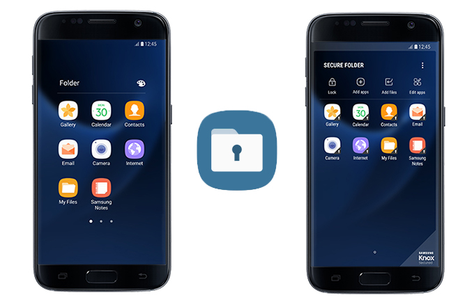 Security Boon for Galaxy S7 and S7 Edge: Samsung Releases Secure Folder App