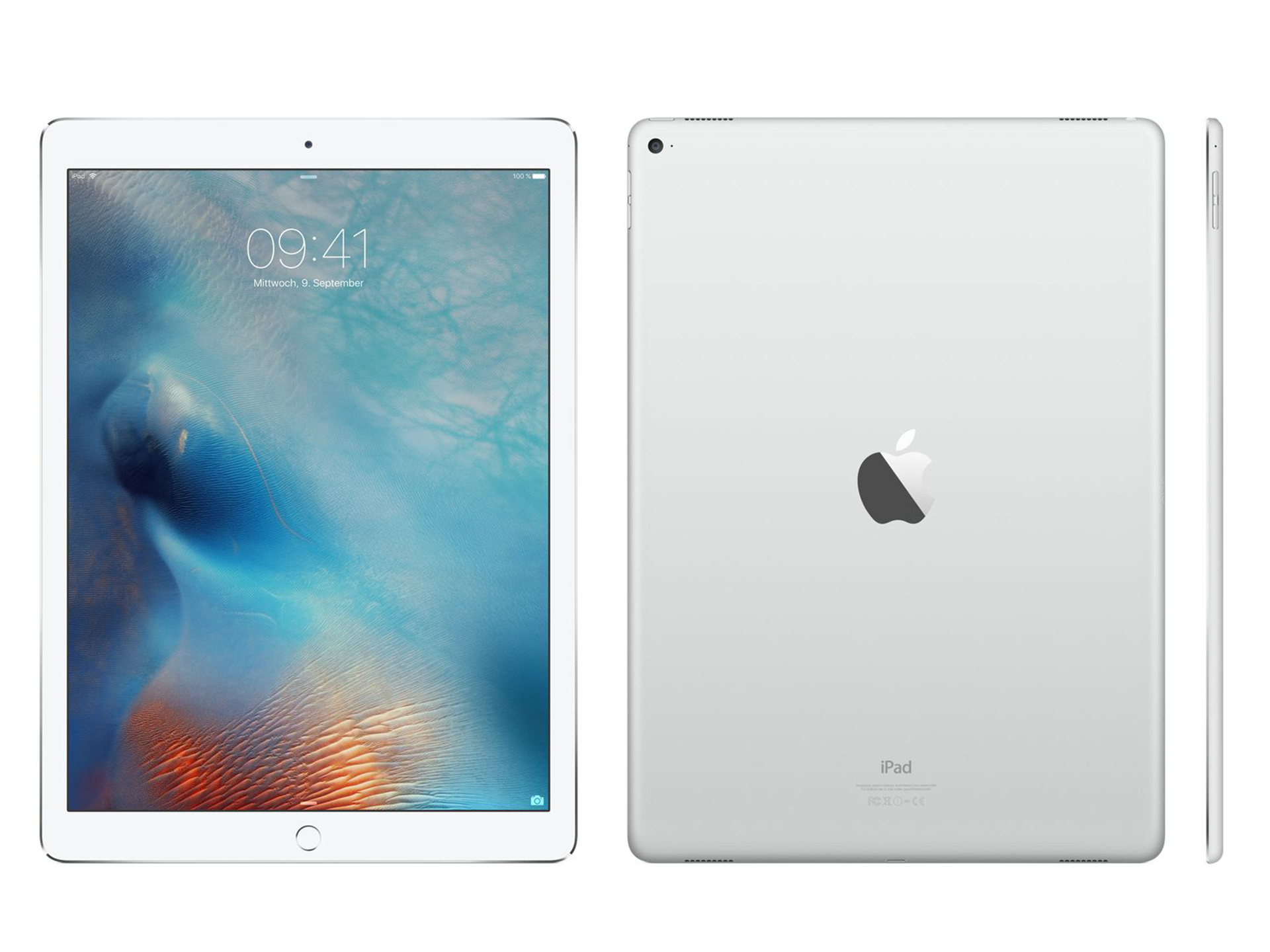 Apple`s iPad Pro - Facelift